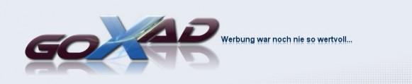 goXad - Plattform für Werbung
